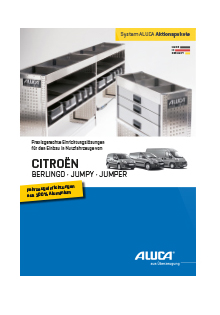 ALUCA Aktionspakete CITROEN